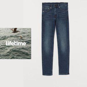 Lifetime Collective Dark Wash Jeans - 30Wx32L